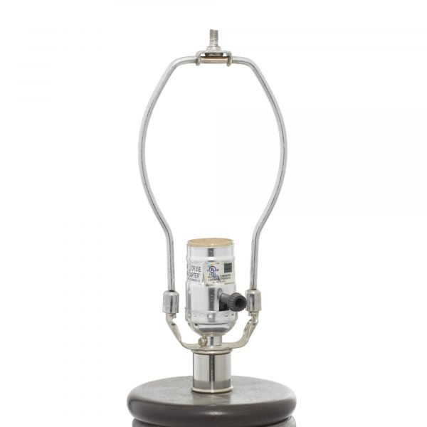 Terracotta Table Lamp