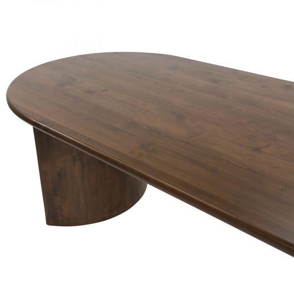 Ariel Alder Wood Dining Table