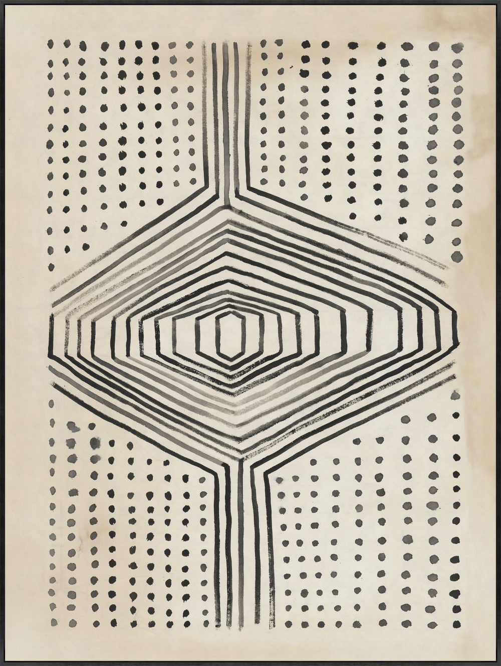 Tribal Pattern III by Nathan Novac