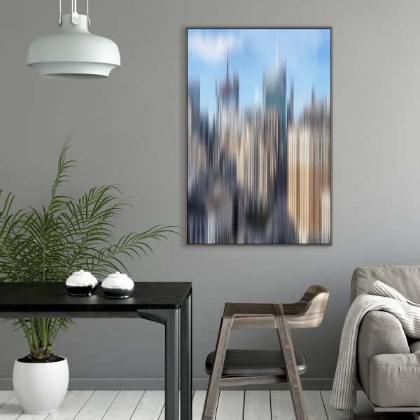 Midtown II by Richard Silver