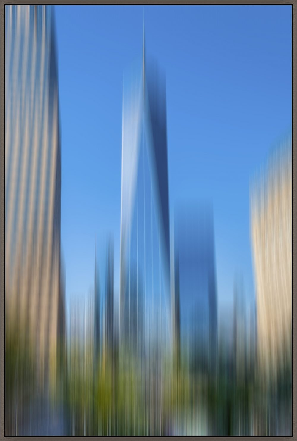 One World Trade by Richard Silver